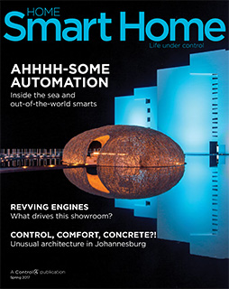 Smart Home Spring 2017