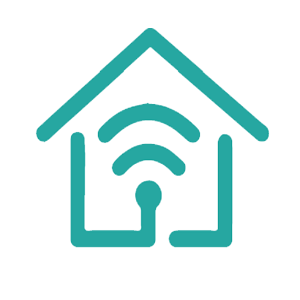 House WiFi Icon